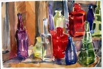 My Favorite Bottles 2014