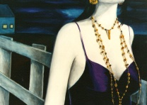 Velvet Dress 1996