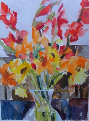 Anniversary Flowers 2005