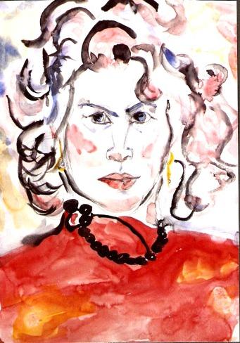 Self Portrait 1982