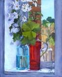 Bottles on Window Sill 2006