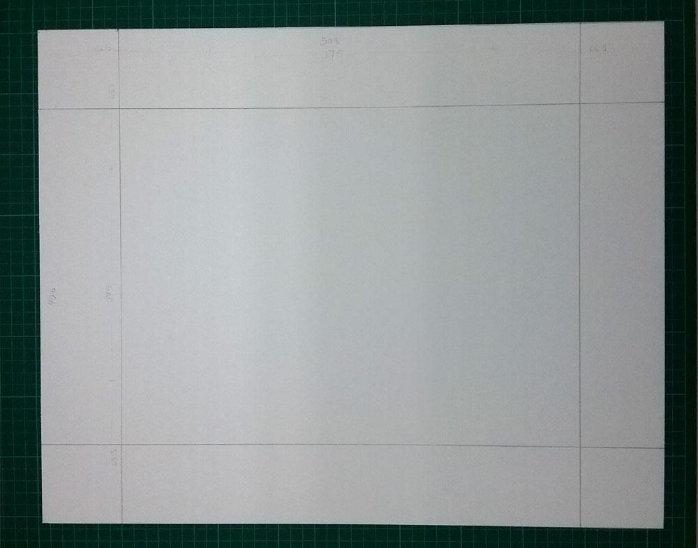 Matting Board Cut to Size
