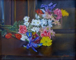 Flowers on Table 2006