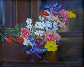 Flowers on Table 2006