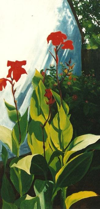 Garden in San Diego, California 1996