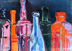 Glass Bottles 2015