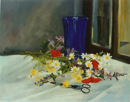 Still Life with Scissors 2003