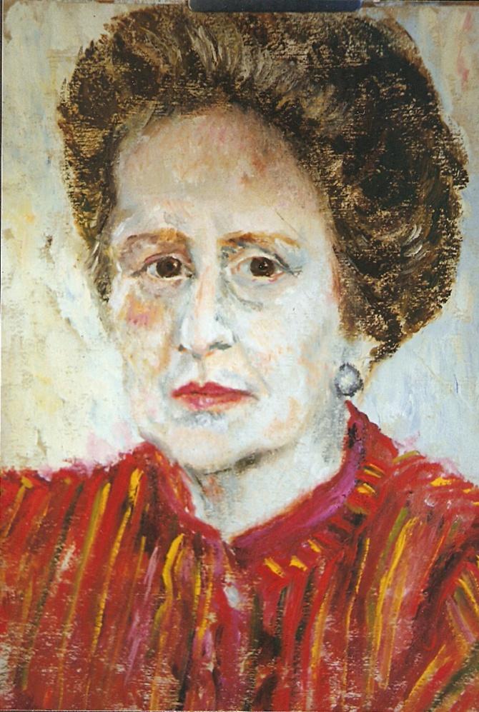 Grandmother 1983