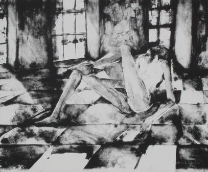 Alexander Reclining 1992