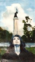 Road away from the Fallen Angel 1996