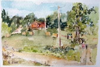 A View of Kathy's House 2012
