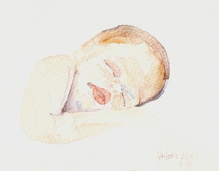 David, Newborn in July 1998