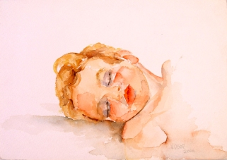 David Sleeping 2000