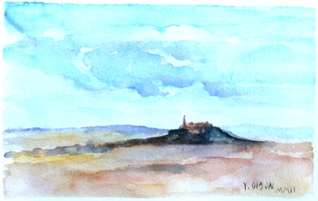 El Cerro de los Angeles September Madrid, Spain 2011