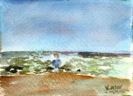 La Isla Cristina Beach Huelva, Spain 2008