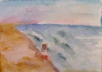 La Isla Cristina Seashore 2008