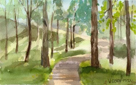 Parque Forestal de Entrevias Madrid Sur, Spain 2010