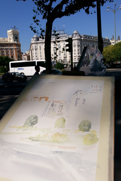 Paseo del Prado 1