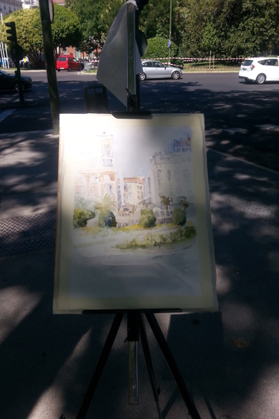 Paseo del Prado 2