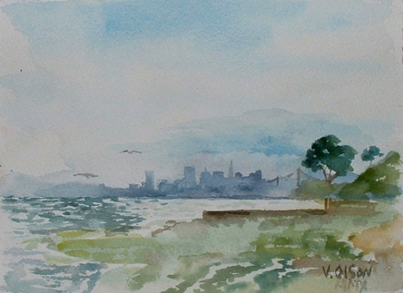 San Francisco Bay View 2010