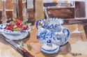 Sugar Bowl with Strawberries 2012