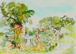 The Rose Garden 2015