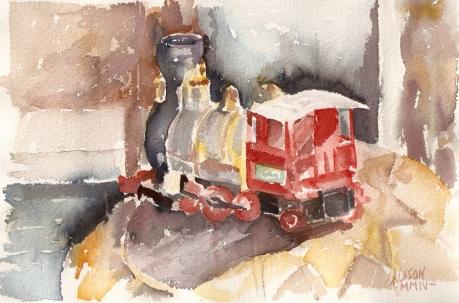 Toy Train 2004