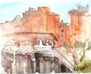 Entrevias Train Stations Vallecas 2008