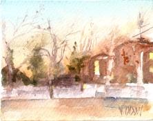 Vallecas Winter of 2008