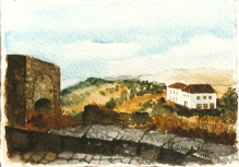A View from Castellar, Spain 1996