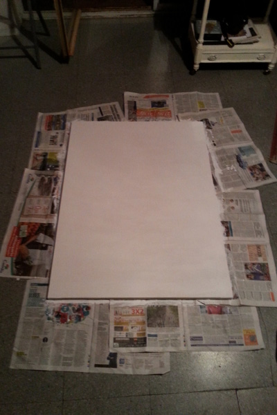 Primed Canvas