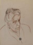 Great Grandmother Augustina 1982