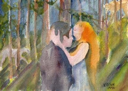 The Tragic Love of Francesca da Rimini 2011