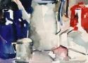 Coffee Pot and Jar 1992