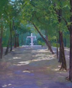 El Buen Retiro in July 2001