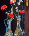 Wild Flowers Looking in Mirror 2012