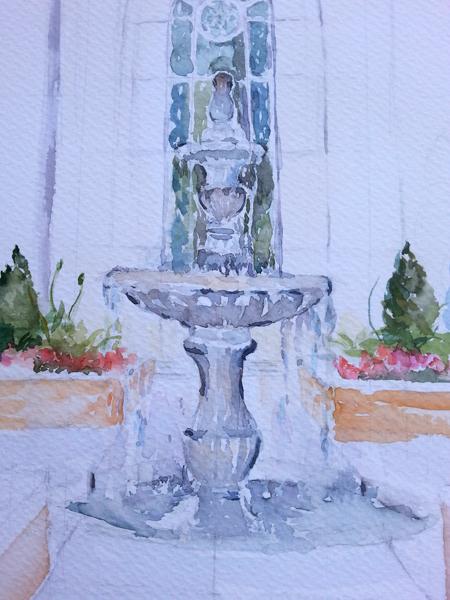 Fuente del Jardin de las Novias