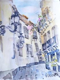 Calle de la Pasa Madrid