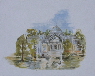 Palacio de Cristal Agosto 2021